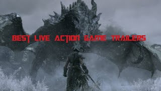 Top 10 Live Action Game Trailers