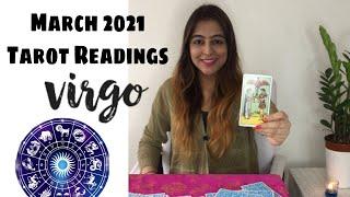 कन्या राशि Kanya Rashi | VIRGO | Rashifal Predictions for MARCH 2021 | Rinky Punjabi