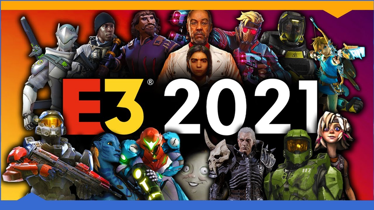 E3 2021 (basically) happened | This Week In Videogames