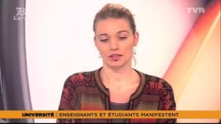 Le 7/8 L'actu – Edition du 12 décembre 2013