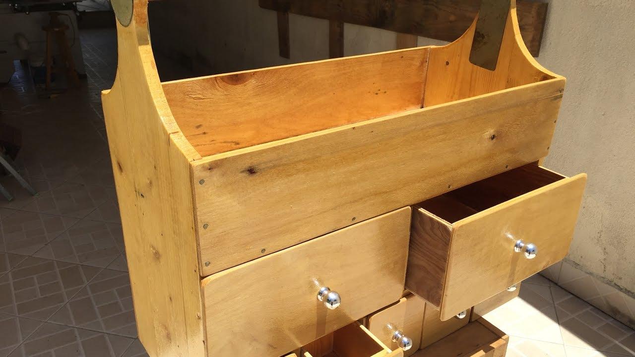 Caixa de ferramentas e oficina port til presente para meu irm o cesar casa grande youtube - Caixa telefonos oficinas ...