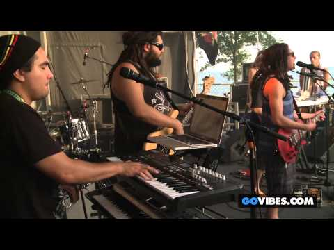 """Tribal Seeds performs """"Dark Angel"""" at Gathering of the Vibes Music Festival 2013"""