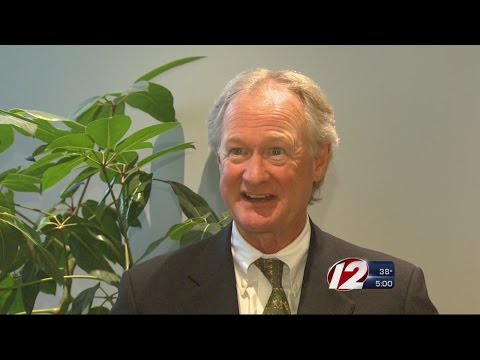 Chafee Announces Possible Presidential Run