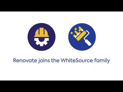 WhiteSouce Renovate