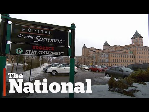 Quebec hospital returns crucifix to wall after threats