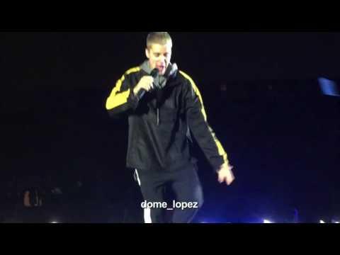 Justin Bieber-Sorry QUITO (Purpose Tour Ecuador 08/04/2017)