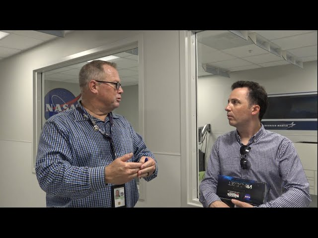 Tour of NASA's Kennedy Space Centre Space Camps