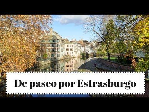 Un paseo por Strasbourg