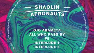 05 The Shaolin Afronauts - To the Water (Interlude 2) [Freestyle Records]