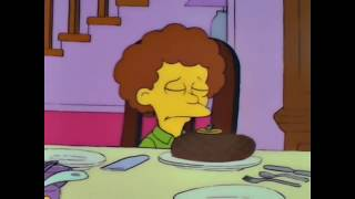 The Simpsons - Damn Vegetables