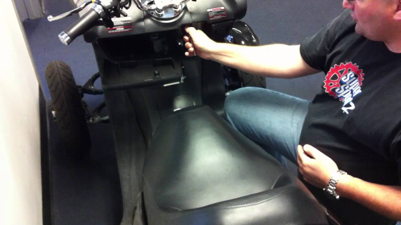 d150tka how to open the seat youtube