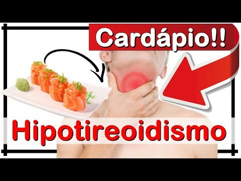 quais alimentos bom para hipotireoidismo