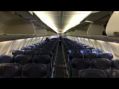 Southwest Airlines 737 700 Trip Report