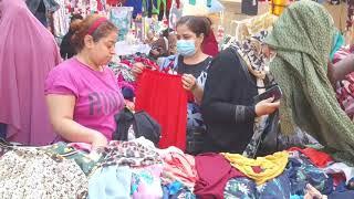 ملابس ماركات فى سوق المرج يوم التلات بـ 25ج  Dejavu & hm & zara