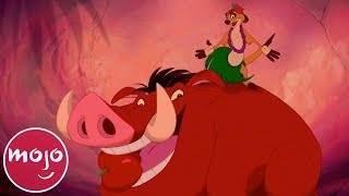 Top 10 Timon & Pumbaa Moments