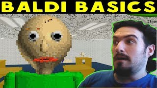 ШКОЛА.EXE - Baldi's Basics in Education and Learning