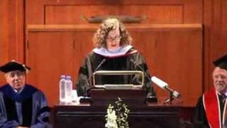 Mona Hatoum - 2008 Honorary Doctorate