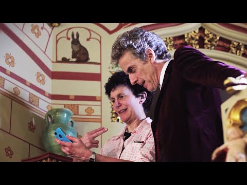 Peter Capaldi's Rehearsal Secret - Ask The Experts - Doctor Who