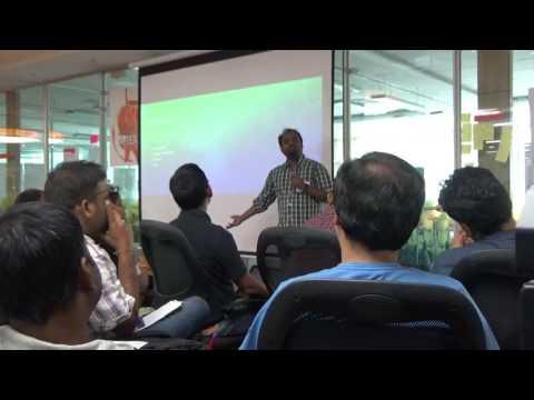 Containerized Microframeworks - Sundara Raman Narayanan at Software Architects Meetup