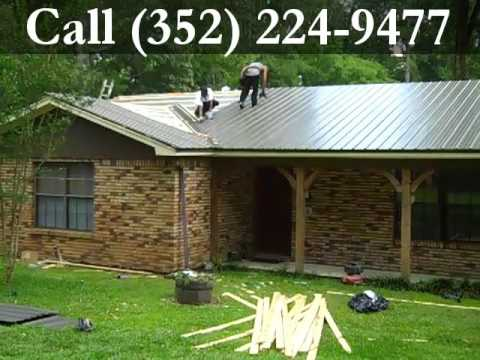 Metal Roofing Gainesville FL - Top Roofer Service With Reasonable Price