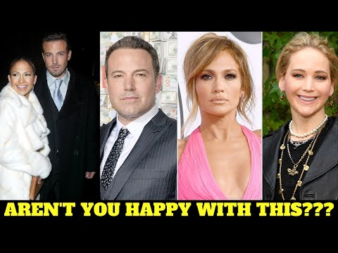 Why Twitter Believes Jeopardy! Manifested Jennifer Lopez and Ben Affleck's Reunion.