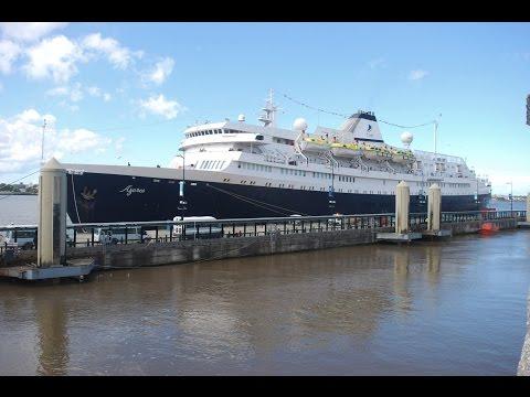 CMV's Astoria Cruise Ship Tour