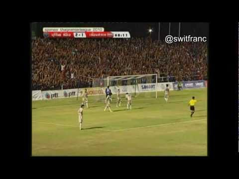 Thai Premier League 2010 GOALS!!!!