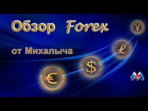 Обзор Форекс 2019 04 01 Индекс доллара + EURUSD (глобально и подробно)