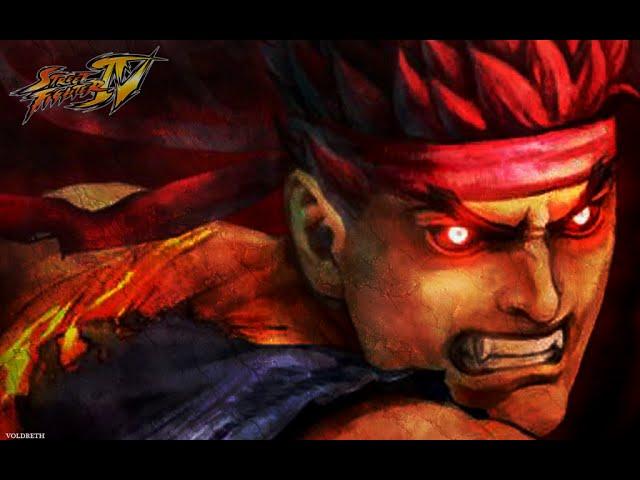 Ultra Street Fighter 4 - Jogando com Evil Ryu