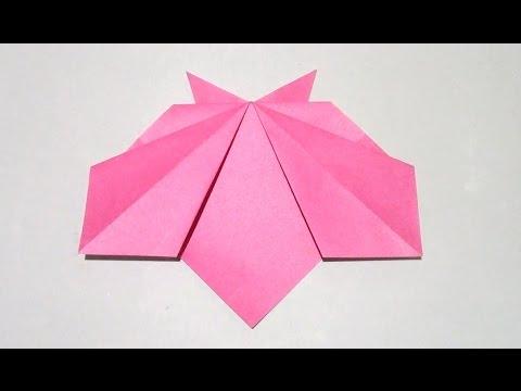 ハート 折り紙 折り紙 あやめの折り方 : miidasu.com