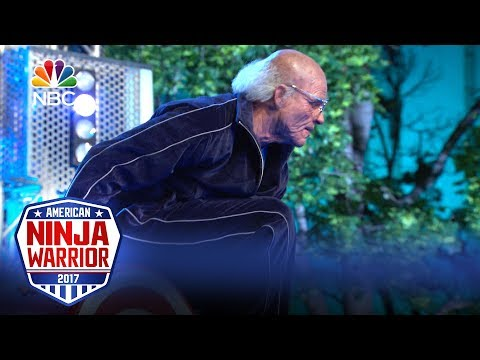 American Ninja Warrior - It's Never Too Late to Be a Ninja (Digital Exclusive)