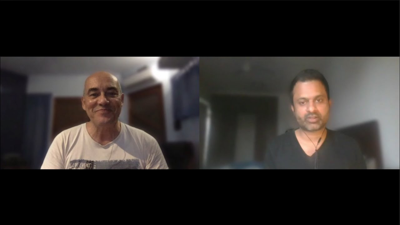 Transcript of a conversation between Vikram & Didier - Sept 5th, 2020