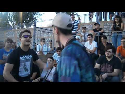 DELAFLOWER VS SKINNY P. 16avos 2DM BATTLE