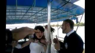 Свадьба Никиты и Кати. Катер-party!
