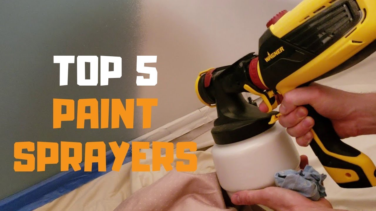 Top 10 Best Airless Paint Sprayers Updated Now Reviews
