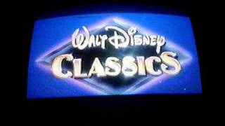 Feature Presentation/Walt Disney Classics/Walt Disney Pictures.