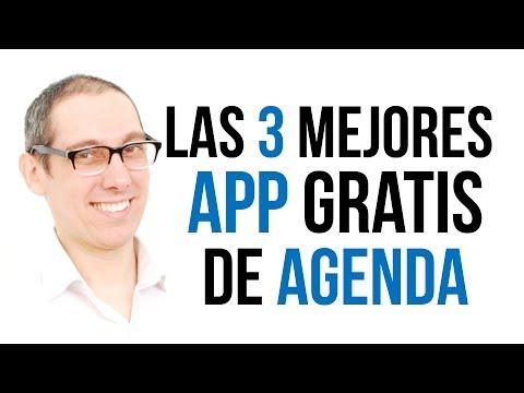 CONOCE LAS 3 MEJORES APP DE AGENDA GRATUITAS PARA ANDROID O IPHONE