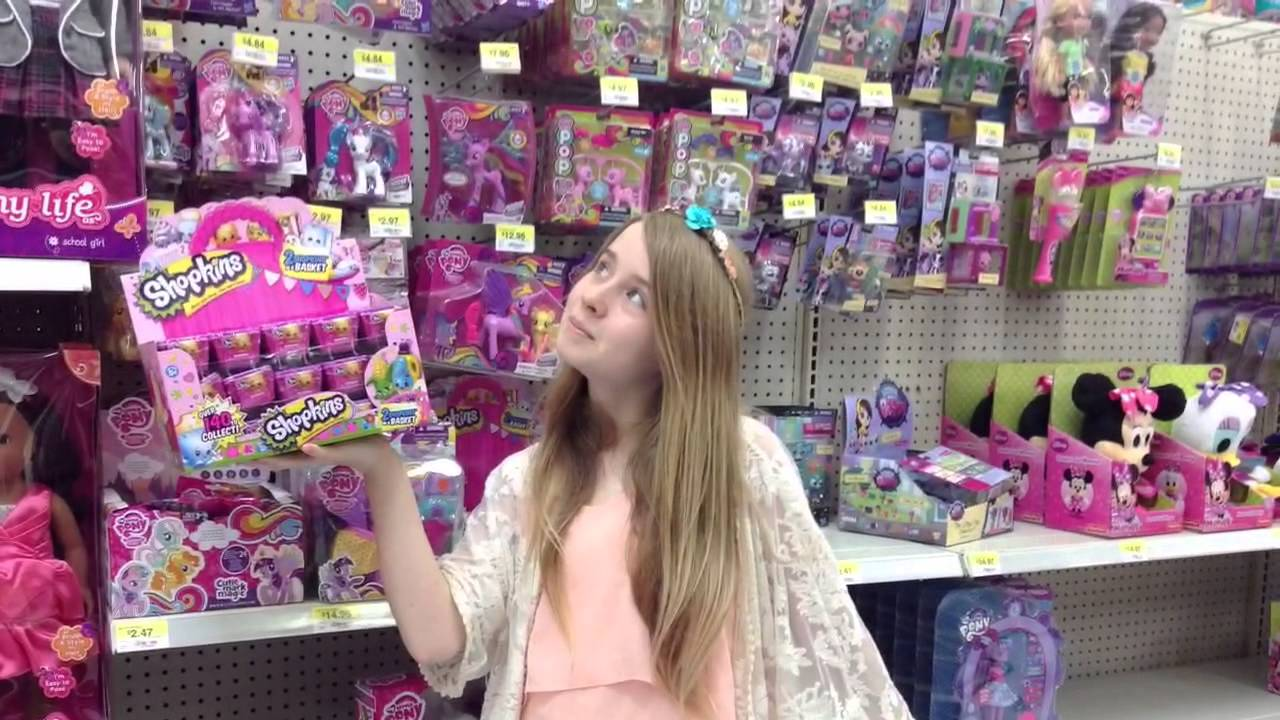 SHOPKINS SPREE Can I Find The ULTRA RARE Or LIMITED EDITION Go Shopping With Me