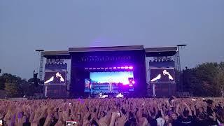 Eminem Nijmegen Crowd Participation