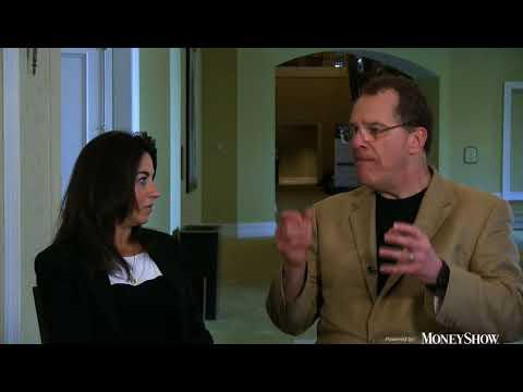 Stefanie Interviewing Phil Flynn
