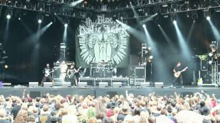 The Black Dahlia Murder Necrosphere - Bloodstock 2012