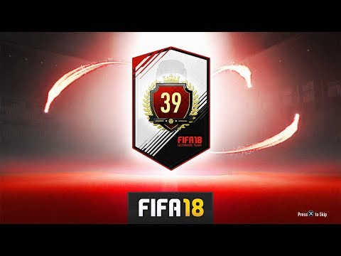 39TH IN THE WORLD MONTHLY REWARDS! - FIFA 18 Ultimate Team