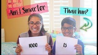 AM I SMARTER THAN A 4TH GRADER? - WEIRD TRIVIA