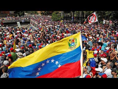 الملحق العسكري الفنزويلي بالأمم المتحدة يعترف بغايدو رئيساً  - 07:54-2019 / 2 / 21