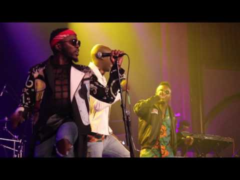 "Sauti Sol: ""Live and Die in Afrika"" live at the Neptune Theatre"