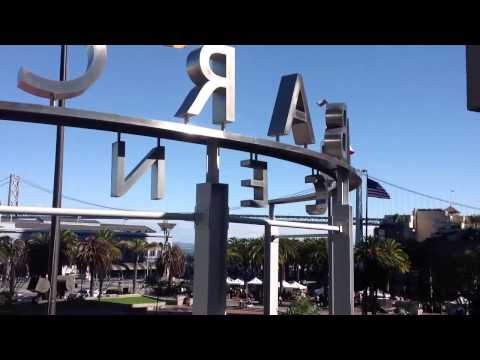 San Francisco, Embarcadero Center, Ferry Bldg. area! (2-22-