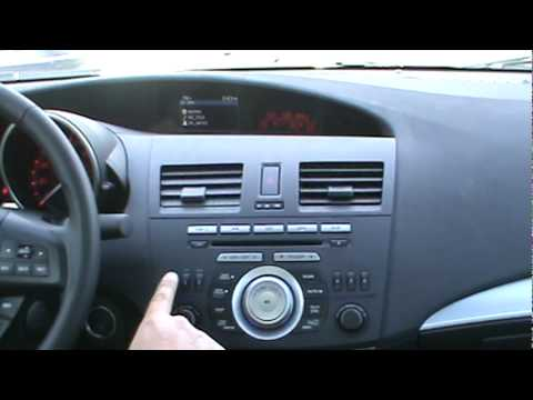 hd radio in 2010 2011 mazda 3 youtube. Black Bedroom Furniture Sets. Home Design Ideas