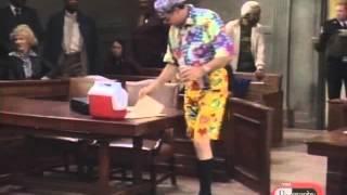 Night Court - John Larroquette as Dan Fielding