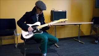 Telecaster Maybach Guitars