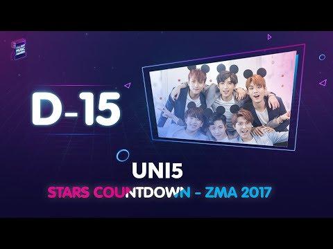 "[D-15 ZMA 2017]   Uni5 nhảy cover ""As If It's Your Last"" và ""Gashina"""
